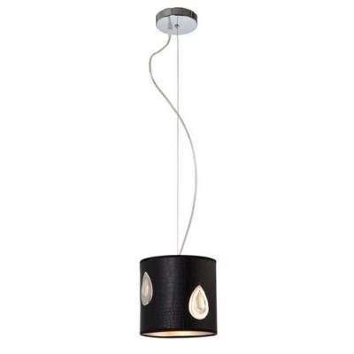 Светильник подвесной Arte lamp A3020SP-1BK IstanbulСнято с производства<br><br><br>S освещ. до, м2: 3<br>Крепление: пластина<br>Тип лампы: накаливания / энергосбережения / LED-светодиодная<br>Тип цоколя: E27<br>Количество ламп: 1<br>Ширина, мм: 200<br>MAX мощность ламп, Вт: 40<br>Диаметр, мм мм: 200<br>Длина цепи/провода, мм: 800<br>Высота, мм: 200<br>Цвет арматуры: хром