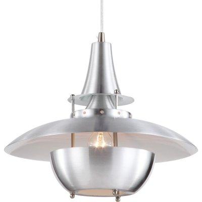 Подвесной светильник Arte lamp A3022SP-1SS FettaПодвесные<br>Компани «Светодом» предлагает широкий ассортимент лстр от известных производителей. Представленные в нашем каталоге товары выполнены из современных материалов и обладат отличным качеством. Благодар широкому ассортименту Вы сможете найти у нас лстру под лбой интерьер. Мы предлагаем как классические варианты, так и современные модели, отличащиес лаконичность и простотой форм.  Стильна лстра Arte lamp A3022SP-1SS станет украшением лбого дома. Эта модель от известного производител не оставит равнодушным ценителей красивых и оригинальных предметов интерьера. Лстра Arte lamp A3022SP-1SS обеспечит равномерное распределение света по всей комнате. При выборе обратите внимание на характеристики, позволщие приобрести наиболее подходщу модель.  Купить понравившус лстру по доступной цене Вы можете в интернет-магазине «Светодом».<br><br>Установка на натжной потолок: Да<br>S освещ. до, м2: 3<br>Крепление: Планка<br>Тип лампы: накаливани / нергосбережени / LED-светодиодна<br>Тип цокол: E27<br>Количество ламп: 1<br>MAX мощность ламп, Вт: 60<br>Диаметр, мм мм: 340<br>Длина цепи/провода, мм: 730<br>Высота, мм: 240<br>Цвет арматуры: серый