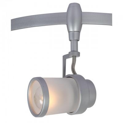 A3056PL-1SI Arte lamp СветильникСветильники для трека<br><br><br>Тип цоколя: E14<br>Цвет арматуры: Серебристый матовый<br>Количество ламп: 1<br>Диаметр, мм мм: 70<br>Размеры: 10*8*7<br>Длина, мм: 110<br>Высота, мм: 200<br>MAX мощность ламп, Вт: 40W<br>Общая мощность, Вт: 40W