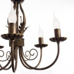 Светильник Arte lamp A3057LM-5BR Dolce