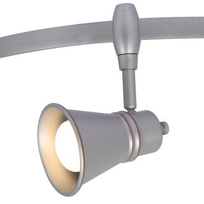 A3057PL-1SI Arte lamp СветильникСветильники для трека<br><br><br>Тип цоколя: E14<br>Цвет арматуры: Серебристый матовый<br>Количество ламп: 1<br>Диаметр, мм мм: 70<br>Размеры: 10*8*7<br>Длина, мм: 130<br>Высота, мм: 180<br>MAX мощность ламп, Вт: 40W<br>Общая мощность, Вт: 40W