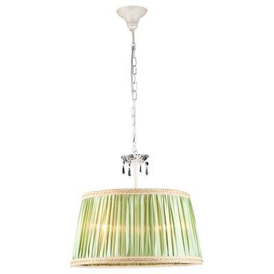 Светильник зеленый Arte lamp A3082SP-3WG VEILПодвесные<br>Компания «Светодом» предлагает широкий ассортимент люстр от известных производителей. Представленные в нашем каталоге товары выполнены из современных материалов и обладают отличным качеством. Благодаря широкому ассортименту Вы сможете найти у нас люстру под любой интерьер. Мы предлагаем как классические варианты, так и современные модели, отличающиеся лаконичностью и простотой форм. <br>Стильная люстра Arte lamp A3082SP-3WG станет украшением любого дома. Эта модель от известного производителя не оставит равнодушным ценителей красивых и оригинальных предметов интерьера. Люстра Arte lamp A3082SP-3WG обеспечит равномерное распределение света по всей комнате. При выборе обратите внимание на характеристики, позволяющие приобрести наиболее подходящую модель. <br>Купить понравившуюся люстру по доступной цене Вы можете в интернет-магазине «Светодом».<br><br>Установка на натяжной потолок: Да<br>S освещ. до, м2: 9<br>Крепление: Крюк<br>Тип лампы: накал-я - энергосбер-я<br>Тип цоколя: E14<br>Цвет арматуры: белый<br>Количество ламп: 3<br>Диаметр, мм мм: 450<br>Высота, мм: 390<br>MAX мощность ламп, Вт: 60