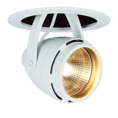 Светильник встраиваемый Arte lamp A3120PL-1WH TRACKвстраиваемые светильники направленного света<br>Встраиваемые светильники – популярное осветительное оборудование, которое можно использовать в качестве основного источника или в дополнение к люстре. Они позволяют создать нужную атмосферу атмосферу и привнести в интерьер уют и комфорт. <br> Интернет-магазин «Светодом» предлагает стильный встраиваемый светильник ARTE Lamp A3120PL-1WH. Данная модель достаточно универсальна, поэтому подойдет практически под любой интерьер. Перед покупкой не забудьте ознакомиться с техническими параметрами, чтобы узнать тип цоколя, площадь освещения и другие важные характеристики. <br> Приобрести встраиваемый светильник ARTE Lamp A3120PL-1WH в нашем онлайн-магазине Вы можете либо с помощью «Корзины», либо по контактным номерам. Мы развозим заказы по Москве, Екатеринбургу и остальным российским городам.