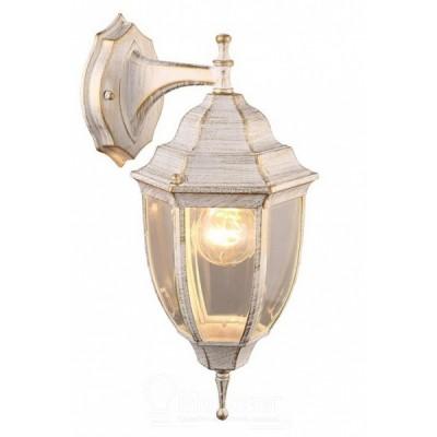 Светильник уличный Arte lamp A3152AL-1WG PEGASUSНастенные<br>Обеспечение качественного уличного освещения – важная задача для владельцев коттеджей. Компания «Светодом» предлагает современные светильники, которые порадуют Вас отличным исполнением. В нашем каталоге представлена продукция известных производителей, пользующихся популярностью благодаря высокому качеству выпускаемых товаров.   Уличный светильник Arte lamp A3152AL-1WG не просто обеспечит качественное освещение, но и станет украшением Вашего участка. Модель выполнена из современных материалов и имеет влагозащитный корпус, благодаря которому ей не страшны осадки.   Купить уличный светильник Arte lamp A3152AL-1WG, представленный в нашем каталоге, можно с помощью онлайн-формы для заказа. Чтобы задать имеющиеся вопросы, звоните нам по указанным телефонам.<br><br>Тип лампы: Накаливания / энергосбережения / светодиодная<br>Тип цоколя: E27<br>Количество ламп: 1<br>MAX мощность ламп, Вт: 60<br>Размеры: H36xW16xL18<br>Цвет арматуры: белый