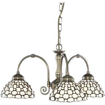 Люстра Arte Lamp A3168LM-3AB RaindropПодвесные<br>Компания «Светодом» предлагает широкий ассортимент люстр от известных производителей. Представленные в нашем каталоге товары выполнены из современных материалов и обладают отличным качеством. Благодаря широкому ассортименту Вы сможете найти у нас люстру под любой интерьер. Мы предлагаем как классические варианты, так и современные модели, отличающиеся лаконичностью и простотой форм.  Стильная люстра Arte lamp A3168LM-3AB станет украшением любого дома. Эта модель от известного производителя не оставит равнодушным ценителей красивых и оригинальных предметов интерьера. Люстра Arte lamp A3168LM-3AB обеспечит равномерное распределение света по всей комнате. При выборе обратите внимание на характеристики, позволяющие приобрести наиболее подходящую модель. Купить понравившуюся люстру по доступной цене Вы можете в интернет-магазине «Светодом».<br><br>Установка на натяжной потолок: Да<br>S освещ. до, м2: 12<br>Крепление: Крюк<br>Тип лампы: накаливания / энергосбережения / LED-светодиодная<br>Тип цоколя: E27<br>Количество ламп: 3<br>Ширина, мм: 600<br>MAX мощность ламп, Вт: 60<br>Диаметр, мм мм: 600<br>Длина цепи/провода, мм: 540<br>Высота, мм: 280<br>Цвет арматуры: бронзовый