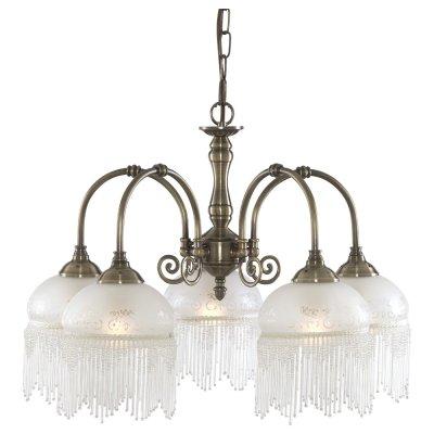 Люстра Arte Lamp A3191LM-5AB VictorianaПодвесные<br>Компания «Светодом» предлагает широкий ассортимент люстр от известных производителей. Представленные в нашем каталоге товары выполнены из современных материалов и обладают отличным качеством. Благодаря широкому ассортименту Вы сможете найти у нас люстру под любой интерьер. Мы предлагаем как классические варианты, так и современные модели, отличающиеся лаконичностью и простотой форм.  Стильная люстра Arte lamp A3191LM-5AB станет украшением любого дома. Эта модель от известного производителя не оставит равнодушным ценителей красивых и оригинальных предметов интерьера. Люстра Arte lamp A3191LM-5AB обеспечит равномерное распределение света по всей комнате. При выборе обратите внимание на характеристики, позволяющие приобрести наиболее подходящую модель. Купить понравившуюся люстру по доступной цене Вы можете в интернет-магазине «Светодом».<br><br>Установка на натяжной потолок: Да<br>S освещ. до, м2: 20<br>Крепление: Крюк<br>Тип лампы: накаливания / энергосбережения / LED-светодиодная<br>Тип цоколя: E27<br>Количество ламп: 5<br>Ширина, мм: 560<br>MAX мощность ламп, Вт: 60<br>Диаметр, мм мм: 560<br>Длина цепи/провода, мм: 540<br>Высота, мм: 420<br>Цвет арматуры: бронзовый