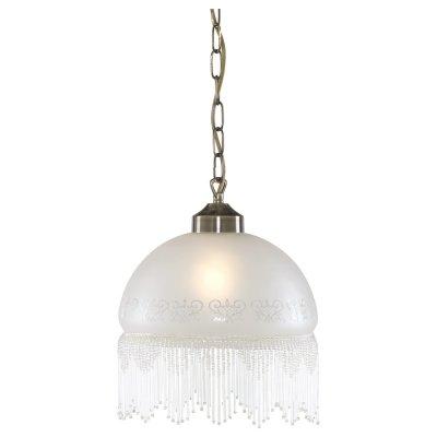 Люстра Arte Lamp A3191SP-1AB VictorianaОдиночные<br>Компания «Светодом» предлагает широкий ассортимент люстр от известных производителей. Представленные в нашем каталоге товары выполнены из современных материалов и обладают отличным качеством. Благодаря широкому ассортименту Вы сможете найти у нас люстру под любой интерьер. Мы предлагаем как классические варианты, так и современные модели, отличающиеся лаконичностью и простотой форм. <br>Стильная люстра Arte lamp A3191SP-1AB станет украшением любого дома. Эта модель от известного производителя не оставит равнодушным ценителей красивых и оригинальных предметов интерьера. Люстра Arte lamp A3191SP-1AB обеспечит равномерное распределение света по всей комнате. При выборе обратите внимание на характеристики, позволяющие приобрести наиболее подходящую модель. <br>Купить понравившуюся люстру по доступной цене Вы можете в интернет-магазине «Светодом».<br><br>Установка на натяжной потолок: Да<br>S освещ. до, м2: 7<br>Крепление: Крюк<br>Тип лампы: накаливания / энергосбережения / LED-светодиодная<br>Тип цоколя: E27<br>Количество ламп: 1<br>Ширина, мм: 250<br>MAX мощность ламп, Вт: 100<br>Диаметр, мм мм: 250<br>Длина цепи/провода, мм: 540<br>Высота, мм: 300<br>Цвет арматуры: бронзовый