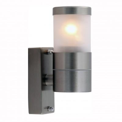 Светильник Arte lamp A3201AL-1SS RAPIDOНастенные<br>Обеспечение качественного уличного освещения – важная задача для владельцев коттеджей. Компания «Светодом» предлагает современные светильники, которые порадуют Вас отличным исполнением. В нашем каталоге представлена продукция известных производителей, пользующихся популярностью благодаря высокому качеству выпускаемых товаров.   Уличный светильник Arte lamp A3201AL-1SS не просто обеспечит качественное освещение, но и станет украшением Вашего участка. Модель выполнена из современных материалов и имеет влагозащитный корпус, благодаря которому ей не страшны осадки.   Купить уличный светильник Arte lamp A3201AL-1SS, представленный в нашем каталоге, можно с помощью онлайн-формы для заказа. Чтобы задать имеющиеся вопросы, звоните нам по указанным телефонам. Мы доставим Ваш заказ не только в Москву и Екатеринбург, но и другие города.<br><br>Тип лампы: Накаливания / энергосбережения / светодиодная<br>Тип цоколя: E27<br>Количество ламп: 1<br>MAX мощность ламп, Вт: 60<br>Размеры: H17xW6xL9,5<br>Цвет арматуры: серебристый