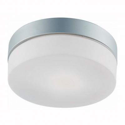 Светильник потолочный Arte lamp A3211PL-1SI AQUAКруглые<br>Настенно-потолочные светильники – это универсальные осветительные варианты, которые подходят для вертикального и горизонтального монтажа. В интернет-магазине «Светодом» Вы можете приобрести подобные модели по выгодной стоимости. В нашем каталоге представлены как бюджетные варианты, так и эксклюзивные изделия от производителей, которые уже давно заслужили доверие дизайнеров и простых покупателей.  Настенно-потолочный светильник ARTELamp A3211PL-1SI станет прекрасным дополнением к основному освещению. Благодаря качественному исполнению и применению современных технологий при производстве эта модель будет радовать Вас своим привлекательным внешним видом долгое время.  Приобрести настенно-потолочный светильник ARTELamp A3211PL-1SI можно, находясь в любой точке России.<br><br>S освещ. до, м2: 3<br>Тип лампы: Накаливания / энергосбережения / светодиодная<br>Тип цоколя: E27<br>Цвет арматуры: серебристый<br>Количество ламп: 1<br>Размеры: H8xW19xL19<br>MAX мощность ламп, Вт: 60