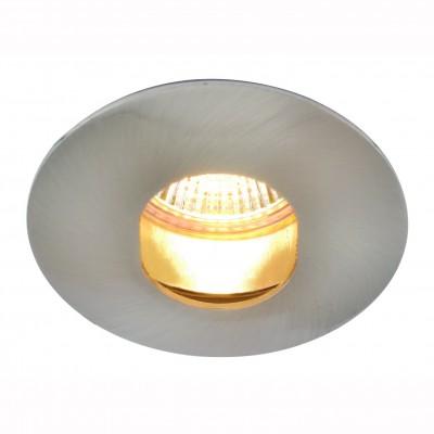Светильник потолочный Arte lamp A3219PL-1SS ACCENTOКруглые<br>Встраиваемые светильники – популярное осветительное оборудование, которое можно использовать в качестве основного источника или в дополнение к люстре. Они позволяют создать нужную атмосферу атмосферу и привнести в интерьер уют и комфорт.   Интернет-магазин «Светодом» предлагает стильный встраиваемый светильник ARTE Lamp A3219PL-1SS. Данная модель достаточно универсальна, поэтому подойдет практически под любой интерьер. Перед покупкой не забудьте ознакомиться с техническими параметрами, чтобы узнать тип цоколя, площадь освещения и другие важные характеристики.   Приобрести встраиваемый светильник ARTE Lamp A3219PL-1SS в нашем онлайн-магазине Вы можете либо с помощью «Корзины», либо по контактным номерам. Мы развозим заказы по Москве, Екатеринбургу и остальным российским городам.<br><br>Тип цоколя: gu5.3<br>Цвет арматуры: серебристый<br>Количество ламп: 1<br>Размеры: H3,9xW8,8xL8,8<br>MAX мощность ламп, Вт: 50