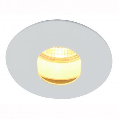 Светильник потолочный Arte lamp A3219PL-1WH ACCENTOКруглые<br>Встраиваемые светильники – популярное осветительное оборудование, которое можно использовать в качестве основного источника или в дополнение к люстре. Они позволяют создать нужную атмосферу атмосферу и привнести в интерьер уют и комфорт.   Интернет-магазин «Светодом» предлагает стильный встраиваемый светильник ARTE Lamp A3219PL-1WH. Данная модель достаточно универсальна, поэтому подойдет практически под любой интерьер. Перед покупкой не забудьте ознакомиться с техническими параметрами, чтобы узнать тип цоколя, площадь освещения и другие важные характеристики.   Приобрести встраиваемый светильник ARTE Lamp A3219PL-1WH в нашем онлайн-магазине Вы можете либо с помощью «Корзины», либо по контактным номерам. Мы развозим заказы по Москве, Екатеринбургу и остальным российским городам.<br><br>Тип цоколя: gu5.3<br>Цвет арматуры: белый<br>Количество ламп: 1<br>Размеры: H3,9xW8,8xL8,8<br>MAX мощность ламп, Вт: 50