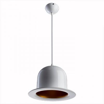 Светильник подвесной Arte lamp A3234SP-1WH CAPPELLOОдиночные<br>Подвесной светильник – это универсальный вариант, подходящий для любой комнаты. Сегодня производители предлагают огромный выбор таких моделей по самым разным ценам. В каталоге интернет-магазина «Светодом» мы собрали большое количество интересных и оригинальных светильников по выгодной стоимости. Вы можете приобрести их в Москве, Екатеринбурге и любом другом городе России.  Подвесной светильник ARTELamp A3234SP-1WH сразу же привлечет внимание Ваших гостей благодаря стильному исполнению. Благородный дизайн позволит использовать эту модель практически в любом интерьере. Она обеспечит достаточно света и при этом легко монтируется. Чтобы купить подвесной светильник ARTELamp A3234SP-1WH, воспользуйтесь формой на нашем сайте или позвоните менеджерам интернет-магазина.<br><br>S освещ. до, м2: 3<br>Тип лампы: Накаливания / энергосбережения / светодиодная<br>Тип цоколя: E27<br>Цвет арматуры: белый<br>Количество ламп: 1<br>Размеры: H20xW25xL26+шн/цп110<br>MAX мощность ламп, Вт: 60