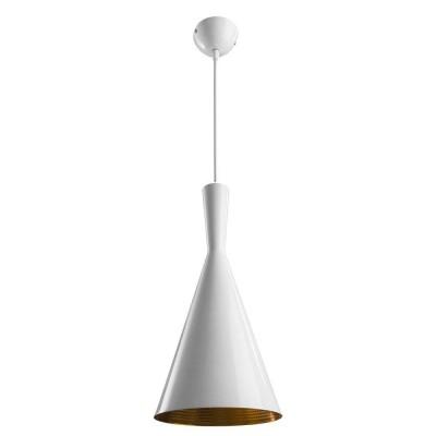 Светильник подвесной Arte lamp A3408SP-1WH CAPPELLOОдиночные<br>Подвесной светильник – то универсальный вариант, подходщий дл лбой комнаты. Сегодн производители предлагат огромный выбор таких моделей по самым разным ценам. В каталоге интернет-магазина «Светодом» мы собрали большое количество интересных и оригинальных светильников по выгодной стоимости. Вы можете приобрести их с доставкой в Москву, Екатеринбург и лбой другой город России.  Подвесной светильник ARTELamp A3408SP-1WH сразу же привлечет внимание Ваших гостей благодар стильному исполнени. Благородный дизайн позволит использовать ту модель практически в лбом интерьере. Она обеспечит достаточно света и при том легко монтируетс. Чтобы купить подвесной светильник ARTELamp A3408SP-1WH, воспользуйтесь формой на нашем сайте или позвоните менеджерам интернет-магазина.<br><br>Тип лампы: Накаливани / нергосбережени / светодиодна<br>Тип цокол: E27<br>Количество ламп: 1<br>MAX мощность ламп, Вт: 60<br>Размеры: H40xW19xL19+шн/цп110<br>Цвет арматуры: белый
