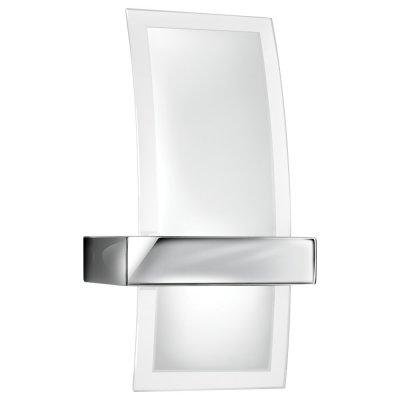 Светильник настенный Arte lamp A3415AP-1CC InteriorХай-тек<br><br><br>S освещ. до, м2: 6<br>Крепление: пластина<br>Тип товара: Светильник настенный бра<br>Скидка, %: 42<br>Тип лампы: галогенная / LED-светодиодная<br>Тип цоколя: R7S-78<br>Количество ламп: 1<br>Ширина, мм: 150<br>MAX мощность ламп, Вт: 80<br>Диаметр, мм мм: 120<br>Длина, мм: 120<br>Высота, мм: 300<br>Цвет арматуры: серебристый