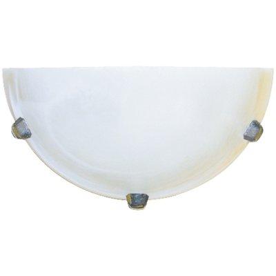 Светильник бра Arte Lamp A3431AP-1CC SymphonyНакладные<br><br><br>S освещ. до, м2: 4<br>Тип лампы: накаливания / энергосбережения / LED-светодиодная<br>Тип цоколя: E27<br>Количество ламп: 1<br>Ширина, мм: 300<br>MAX мощность ламп, Вт: 60<br>Диаметр, мм мм: 100<br>Расстояние от стены, мм: 100<br>Высота, мм: 150<br>Цвет арматуры: серебристый