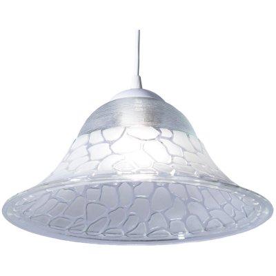 Подвесной светильник Arte lamp A3444SP-1WH CucinaОдиночные<br>Подвесной светильник – это универсальный вариант, подходящий для любой комнаты. Сегодня производители предлагают огромный выбор таких моделей по самым разным ценам. В каталоге интернет-магазина «Светодом» мы собрали большое количество интересных и оригинальных светильников по выгодной стоимости. Вы можете приобрести их в Москве, Екатеринбурге и любом другом городе России.  Подвесной светильник ARTELamp A3444SP-1WH сразу же привлечет внимание Ваших гостей благодаря стильному исполнению. Благородный дизайн позволит использовать эту модель практически в любом интерьере. Она обеспечит достаточно света и при этом легко монтируется. Чтобы купить подвесной светильник ARTELamp A3444SP-1WH, воспользуйтесь формой на нашем сайте или позвоните менеджерам интернет-магазина.<br><br>S освещ. до, м2: 3<br>Крепление: металлический крюк<br>Тип лампы: накаливания / энергосбережения / LED-светодиодная<br>Тип цоколя: E27<br>Количество ламп: 1<br>MAX мощность ламп, Вт: 60<br>Диаметр, мм мм: 310<br>Длина цепи/провода, мм: 640<br>Высота, мм: 130<br>Оттенок (цвет): белый<br>Цвет арматуры: белый