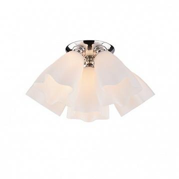 Светильник потолочный Arte lamp A3469PL-6CC CANZONEсовременные потолочные люстры модерн<br>Компания «Светодом» предлагает широкий ассортимент люстр от известных производителей. Представленные в нашем каталоге товары выполнены из современных материалов и обладают отличным качеством. Благодаря широкому ассортименту Вы сможете найти у нас люстру под любой интерьер. Мы предлагаем как классические варианты, так и современные модели, отличающиеся лаконичностью и простотой форм. <br>Стильная люстра Arte lamp A3469PL-6CC станет украшением любого дома. Эта модель от известного производителя не оставит равнодушным ценителей красивых и оригинальных предметов интерьера. Люстра Arte lamp A3469PL-6CC обеспечит равномерное распределение света по всей комнате. При выборе обратите внимание на характеристики, позволяющие приобрести наиболее подходящую модель. <br>Купить понравившуюся люстру по доступной цене Вы можете в интернет-магазине «Светодом».<br><br>Установка на натяжной потолок: Да<br>S освещ. до, м2: 12<br>Крепление: Планка<br>Тип лампы: Накаливания / энергосбережения / светодиодная<br>Тип цоколя: E27<br>Цвет арматуры: серебристый<br>Количество ламп: 6<br>Диаметр, мм мм: 530<br>Размеры: H30xW53xL53<br>Высота, мм: 300<br>MAX мощность ламп, Вт: 40