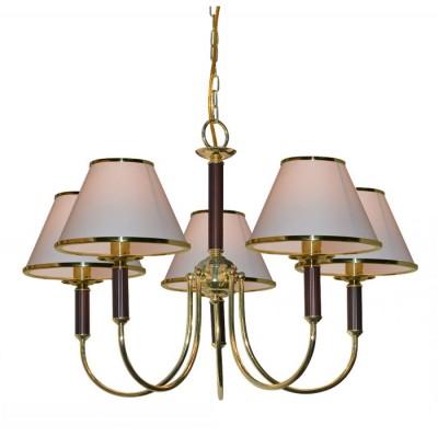 Люстра Arte lamp A3545LM-5GO CathrineПодвесные<br>Компания «Светодом» предлагает широкий ассортимент люстр от известных производителей. Представленные в нашем каталоге товары выполнены из современных материалов и обладают отличным качеством. Благодаря широкому ассортименту Вы сможете найти у нас люстру под любой интерьер. Мы предлагаем как классические варианты, так и современные модели, отличающиеся лаконичностью и простотой форм.   Стильная люстра Arte lamp A3545LM-5GO станет украшением любого дома. Эта модель от известного производителя не оставит равнодушным ценителей красивых и оригинальных предметов интерьера. Люстра Arte lamp A3545LM-5GO обеспечит равномерное распределение света по всей комнате. При выборе обратите внимание на характеристики, позволяющие приобрести наиболее подходящую модель.   Купить понравившуюся люстру по доступной цене Вы можете в интернет-магазине «Светодом».<br><br>Установка на натяжной потолок: Да<br>S освещ. до, м2: 20<br>Крепление: Крюк<br>Тип лампы: накаливания / энергосбережения / LED-светодиодная<br>Тип цоколя: E14<br>Количество ламп: 5<br>Ширина, мм: 700<br>MAX мощность ламп, Вт: 60<br>Диаметр, мм мм: 700<br>Длина цепи/провода, мм: 1200<br>Высота, мм: 440