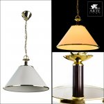 Светильник Arte lamp A3545SP-1GO Cathrine