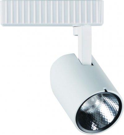 Светильник потолочный Arte lamp A3607PL-1WH TRACK LIGHTSОдиночные<br>Светильники-споты – это оригинальные изделия с современным дизайном. Они позволяют не ограничивать свою фантазию при выборе освещения для интерьера. Такие модели обеспечивают достаточно качественный свет. Благодаря компактным размерам Вы можете использовать несколько спотов для одного помещения.  Интернет-магазин «Светодом» предлагает необычный светильник-спот ARTE Lamp A3607PL-1WH по привлекательной цене. Эта модель станет отличным дополнением к люстре, выполненной в том же стиле. Перед оформлением заказа изучите характеристики изделия.  Купить светильник-спот ARTE Lamp A3607PL-1WH в нашем онлайн-магазине Вы можете либо с помощью формы на сайте, либо по указанным выше телефонам. Обратите внимание, что у нас склады не только в Москве и Екатеринбурге, но и других городах России.<br><br>Тип лампы: LED<br>Тип цоколя: LED<br>Количество ламп: 7<br>Размеры: H20xW6xL19<br>Цвет арматуры: белый