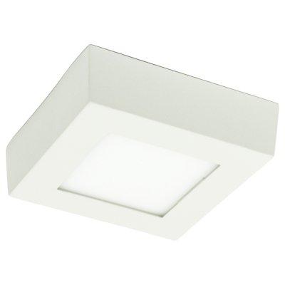 Светильник Arte lamp A3608PL-1WH AngoloКарданные светильники<br><br><br>Тип лампы: LED<br>Ширина, мм: 115<br>Длина, мм: 115<br>Высота, мм: 35<br>MAX мощность ламп, Вт: 8