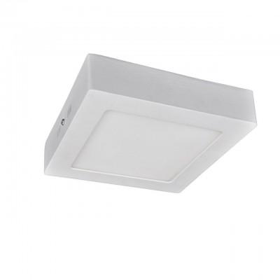 Светильник Arte lamp A3612PL-1WHКвадратные<br>Настенно-потолочные светильники – это универсальные осветительные варианты, которые подходят для вертикального и горизонтального монтажа. В интернет-магазине «Светодом» Вы можете приобрести подобные модели по выгодной стоимости. В нашем каталоге представлены как бюджетные варианты, так и эксклюзивные изделия от производителей, которые уже давно заслужили доверие дизайнеров и простых покупателей.  Настенно-потолочный светильник ARTELamp A3612PL-1WH станет прекрасным дополнением к основному освещению. Благодаря качественному исполнению и применению современных технологий при производстве эта модель будет радовать Вас своим привлекательным внешним видом долгое время. Приобрести настенно-потолочный светильник ARTELamp A3612PL-1WH можно, находясь в любой точке России.<br><br>S освещ. до, м2: 5<br>Тип цоколя: LED<br>Цвет арматуры: белый<br>Количество ламп: 1<br>Размеры: H4xW17xL17<br>MAX мощность ламп, Вт: 12