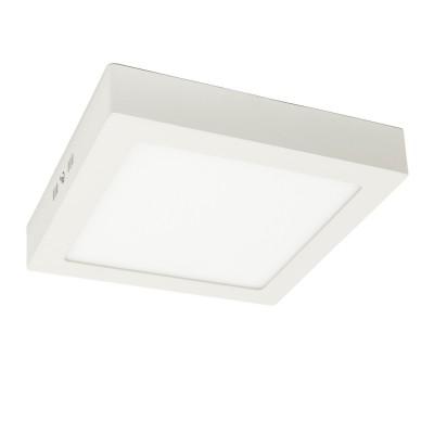 Светильник Arte lamp A3618PL-1WH AngoloСветодиодные квадратные светильники<br>Встраиваемые светильники – популярное осветительное оборудование, которое можно использовать в качестве основного источника или в дополнение к люстре. Они позволяют создать нужную атмосферу атмосферу и привнести в интерьер уют и комфорт. <br> Интернет-магазин «Светодом» предлагает стильный встраиваемый светильник ARTE Lamp A3618PL-1WH. Данная модель достаточно универсальна, поэтому подойдет практически под любой интерьер. Перед покупкой не забудьте ознакомиться с техническими параметрами, чтобы узнать тип цоколя, площадь освещения и другие важные характеристики. <br> Приобрести встраиваемый светильник ARTE Lamp A3618PL-1WH в нашем онлайн-магазине Вы можете либо с помощью «Корзины», либо по контактным номерам. Мы развозим заказы по Москве, Екатеринбургу и остальным российским городам.<br><br>Тип лампы: LED<br>Ширина, мм: 225<br>Длина, мм: 225<br>Высота, мм: 35<br>MAX мощность ламп, Вт: 18