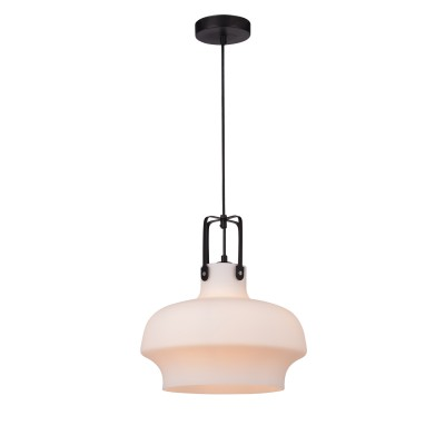 A3633SP-1WH Arte lamp СветильникОдиночные<br><br><br>Крепление: Планка<br>Тип лампы: Накаливания / энергосбережения / светодиодная<br>Тип цоколя: E27<br>Цвет арматуры: БЕЛЫЙ<br>Количество ламп: 1<br>Диаметр, мм мм: 330<br>Длина цепи/провода, мм: 1000<br>Размеры: D330*215<br>Длина, мм: 330<br>Высота, мм: 300<br>MAX мощность ламп, Вт: 60W<br>Общая мощность, Вт: 60W