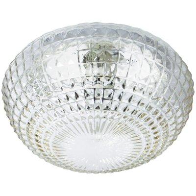 Потолочный светильник Arte lamp A3825PL-2SS CrystalКруглые<br>Настенно-потолочные светильники – это универсальные осветительные варианты, которые подходят для вертикального и горизонтального монтажа. В интернет-магазине «Светодом» Вы можете приобрести подобные модели по выгодной стоимости. В нашем каталоге представлены как бюджетные варианты, так и эксклюзивные изделия от производителей, которые уже давно заслужили доверие дизайнеров и простых покупателей.  Настенно-потолочный светильник ARTELamp A3825PL-2SS станет прекрасным дополнением к основному освещению. Благодаря качественному исполнению и применению современных технологий при производстве эта модель будет радовать Вас своим привлекательным внешним видом долгое время.  Приобрести настенно-потолочный светильник ARTELamp A3825PL-2SS можно, находясь в любой точке России.<br><br>Установка на натяжной потолок: Ограничено<br>S освещ. до, м2: 6<br>Крепление: Планка<br>Тип лампы: накаливания / энергосбережения / LED-светодиодная<br>Тип цоколя: E27<br>Количество ламп: 2<br>MAX мощность ламп, Вт: 60<br>Диаметр, мм мм: 260<br>Высота, мм: 130<br>Оттенок (цвет): Прозрачный<br>Цвет арматуры: серый