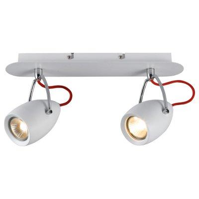 Светильник Arte lamp A4005AP-2WH AtlantisДвойные<br>Светильники-споты – это оригинальные изделия с современным дизайном. Они позволяют не ограничивать свою фантазию при выборе освещения для интерьера. Такие модели обеспечивают достаточно качественный свет. Благодаря компактным размерам Вы можете использовать несколько спотов для одного помещения.  Интернет-магазин «Светодом» предлагает необычный светильник-спот ARTE Lamp A4005AP-2WH по привлекательной цене. Эта модель станет отличным дополнением к люстре, выполненной в том же стиле. Перед оформлением заказа изучите характеристики изделия.  Купить светильник-спот ARTE Lamp A4005AP-2WH в нашем онлайн-магазине Вы можете либо с помощью формы на сайте, либо по указанным выше телефонам. Обратите внимание, что у нас склады не только в Москве и Екатеринбурге, но и других городах России.<br><br>S освещ. до, м2: 5<br>Тип лампы: галогенная/LED<br>Тип цоколя: GU10<br>Цвет арматуры: белый<br>Количество ламп: 2<br>Ширина, мм: 90<br>Длина, мм: 370<br>Высота, мм: 170<br>MAX мощность ламп, Вт: 50