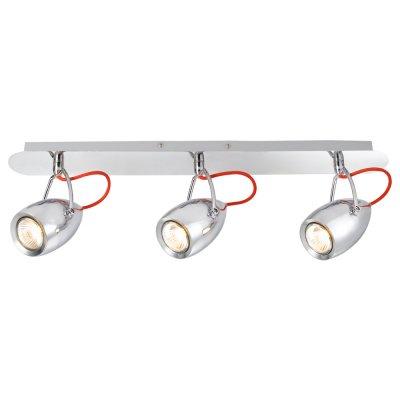 Светильник Arte lamp A4005PL-3CC AtlantisТройные<br>Светильники-споты – это оригинальные изделия с современным дизайном. Они позволяют не ограничивать свою фантазию при выборе освещения для интерьера. Такие модели обеспечивают достаточно качественный свет. Благодаря компактным размерам Вы можете использовать несколько спотов для одного помещения.  Интернет-магазин «Светодом» предлагает необычный светильник-спот ARTE Lamp A4005PL-3CC по привлекательной цене. Эта модель станет отличным дополнением к люстре, выполненной в том же стиле. Перед оформлением заказа изучите характеристики изделия.  Купить светильник-спот ARTE Lamp A4005PL-3CC в нашем онлайн-магазине Вы можете либо с помощью формы на сайте, либо по указанным выше телефонам. Обратите внимание, что у нас склады не только в Москве и Екатеринбурге, но и других городах России.<br><br>S освещ. до, м2: 8<br>Тип лампы: галогенная/LED<br>Тип цоколя: GU10<br>Цвет арматуры: серебристый<br>Количество ламп: 3<br>Ширина, мм: 90<br>Длина, мм: 570<br>Высота, мм: 170<br>MAX мощность ламп, Вт: 50