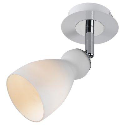 Светильник Arte lamp A4037AP-1WH BulboОдиночные<br>Светильники-споты – это оригинальные изделия с современным дизайном. Они позволяют не ограничивать свою фантазию при выборе освещения для интерьера. Такие модели обеспечивают достаточно качественный свет. Благодаря компактным размерам Вы можете использовать несколько спотов для одного помещения.  Интернет-магазин «Светодом» предлагает необычный светильник-спот ARTE Lamp A4037AP-1WH по привлекательной цене. Эта модель станет отличным дополнением к люстре, выполненной в том же стиле. Перед оформлением заказа изучите характеристики изделия.  Купить светильник-спот ARTE Lamp A4037AP-1WH в нашем онлайн-магазине Вы можете либо с помощью формы на сайте, либо по указанным выше телефонам. Обратите внимание, что мы предлагаем доставку не только по Москве и Екатеринбургу, но и всем остальным российским городам.<br><br>Тип лампы: галогенная<br>Тип цоколя: G9<br>Количество ламп: 1<br>Ширина, мм: 110<br>MAX мощность ламп, Вт: 40<br>Длина, мм: 190<br>Высота, мм: 150<br>Цвет арматуры: серебристый