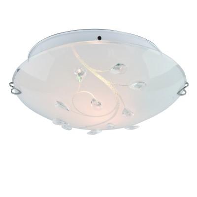 Светильник Arte lamp A4040PL-2CC JASMINEКруглые<br>Настенно-потолочные светильники – это универсальные осветительные варианты, которые подходят для вертикального и горизонтального монтажа. В интернет-магазине «Светодом» Вы можете приобрести подобные модели по выгодной стоимости. В нашем каталоге представлены как бюджетные варианты, так и эксклюзивные изделия от производителей, которые уже давно заслужили доверие дизайнеров и простых покупателей.  Настенно-потолочный светильник ARTELamp A4040PL-2CC станет прекрасным дополнением к основному освещению. Благодаря качественному исполнению и применению современных технологий при производстве эта модель будет радовать Вас своим привлекательным внешним видом долгое время. Приобрести настенно-потолочный светильник ARTELamp A4040PL-2CC можно, находясь в любой точке России. Компания «Светодом» осуществляет доставку заказов не только по Москве и Екатеринбургу, но и в остальные города.<br><br>S освещ. до, м2: 6<br>Тип цоколя: E27<br>Количество ламп: 2<br>MAX мощность ламп, Вт: 60<br>Размеры: H10xW30xL30<br>Цвет арматуры: серебристый хром