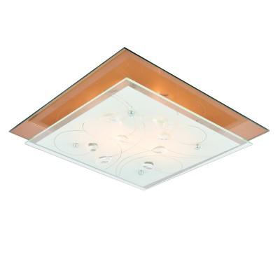 Светильник Arte lamp A4042PL-2CC TIANAКвадратные<br>Настенно-потолочные светильники – это универсальные осветительные варианты, которые подходят для вертикального и горизонтального монтажа. В интернет-магазине «Светодом» Вы можете приобрести подобные модели по выгодной стоимости. В нашем каталоге представлены как бюджетные варианты, так и эксклюзивные изделия от производителей, которые уже давно заслужили доверие дизайнеров и простых покупателей.  Настенно-потолочный светильник ARTELamp A4042PL-2CC станет прекрасным дополнением к основному освещению. Благодаря качественному исполнению и применению современных технологий при производстве эта модель будет радовать Вас своим привлекательным внешним видом долгое время. Приобрести настенно-потолочный светильник ARTELamp A4042PL-2CC можно, находясь в любой точке России.<br><br>S освещ. до, м2: 6<br>Тип цоколя: E27<br>Количество ламп: 2<br>MAX мощность ламп, Вт: 60<br>Размеры: H9xW34xL34<br>Цвет арматуры: серебристый