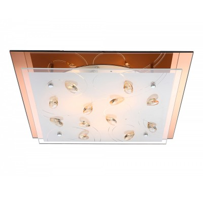 Светильник Arte lamp A4042PL-3CC TIANAКвадратные<br>Настенно-потолочные светильники – это универсальные осветительные варианты, которые подходят для вертикального и горизонтального монтажа. В интернет-магазине «Светодом» Вы можете приобрести подобные модели по выгодной стоимости. В нашем каталоге представлены как бюджетные варианты, так и эксклюзивные изделия от производителей, которые уже давно заслужили доверие дизайнеров и простых покупателей.  Настенно-потолочный светильник ARTELamp A4042PL-3CC станет прекрасным дополнением к основному освещению. Благодаря качественному исполнению и применению современных технологий при производстве эта модель будет радовать Вас своим привлекательным внешним видом долгое время.  Приобрести настенно-потолочный светильник ARTELamp A4042PL-3CC можно, находясь в любой точке России.<br><br>S освещ. до, м2: 9<br>Тип цоколя: E27<br>Количество ламп: 3<br>MAX мощность ламп, Вт: 60<br>Размеры: H9xW42xL42<br>Цвет арматуры: серебристый