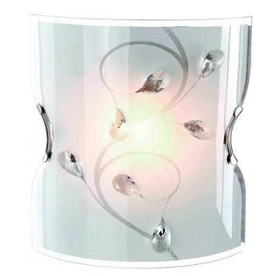 Светильник Arte lamp A4044AP-1CC JASMINEКвадратные<br>Настенно-потолочные светильники – это универсальные осветительные варианты, которые подходят для вертикального и горизонтального монтажа. В интернет-магазине «Светодом» Вы можете приобрести подобные модели по выгодной стоимости. В нашем каталоге представлены как бюджетные варианты, так и эксклюзивные изделия от производителей, которые уже давно заслужили доверие дизайнеров и простых покупателей. <br>Настенно-потолочный светильник ARTELamp A4044AP-1CC станет прекрасным дополнением к основному освещению. Благодаря качественному исполнению и применению современных технологий при производстве эта модель будет радовать Вас своим привлекательным внешним видом долгое время. <br>Приобрести настенно-потолочный светильник ARTELamp A4044AP-1CC можно, находясь в любой точке России. Компания «Светодом» осуществляет доставку заказов не только по Москве и Екатеринбургу, но и в остальные города.<br><br>S освещ. до, м2: 3<br>Тип цоколя: E27<br>Количество ламп: 1<br>MAX мощность ламп, Вт: 60<br>Размеры: H22xW11xL20<br>Цвет арматуры: серебристый хром