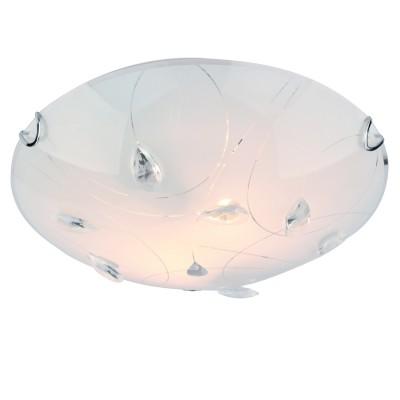 Светильник Arte lamp A4045PL-1CC MERIDAКруглые<br>Настенно-потолочные светильники – это универсальные осветительные варианты, которые подходят для вертикального и горизонтального монтажа. В интернет-магазине «Светодом» Вы можете приобрести подобные модели по выгодной стоимости. В нашем каталоге представлены как бюджетные варианты, так и эксклюзивные изделия от производителей, которые уже давно заслужили доверие дизайнеров и простых покупателей.  Настенно-потолочный светильник ARTELamp A4045PL-1CC станет прекрасным дополнением к основному освещению. Благодаря качественному исполнению и применению современных технологий при производстве эта модель будет радовать Вас своим привлекательным внешним видом долгое время. Приобрести настенно-потолочный светильник ARTELamp A4045PL-1CC можно, находясь в любой точке России. Компания «Светодом» осуществляет доставку заказов не только по Москве и Екатеринбургу, но и в остальные города.<br><br>S освещ. до, м2: 1<br>Тип лампы: Накаливания / энергосбережения / светодиодная<br>Тип цоколя: E27<br>Количество ламп: 1<br>MAX мощность ламп, Вт: 60<br>Размеры: H8xW25xL25<br>Цвет арматуры: серебристый