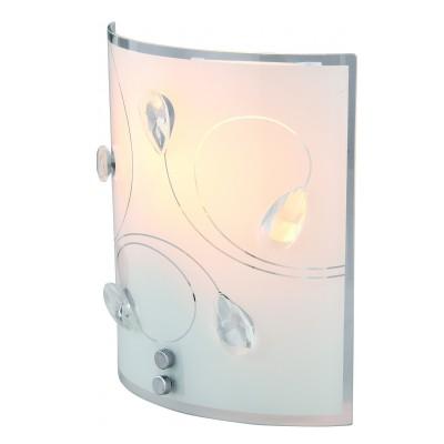 Светильник Arte lamp A4046AP-1CC MERIDAПрямоугольные<br>Настенно-потолочные светильники – это универсальные осветительные варианты, которые подходят для вертикального и горизонтального монтажа. В интернет-магазине «Светодом» Вы можете приобрести подобные модели по выгодной стоимости. В нашем каталоге представлены как бюджетные варианты, так и эксклюзивные изделия от производителей, которые уже давно заслужили доверие дизайнеров и простых покупателей.  Настенно-потолочный светильник ARTELamp A4046AP-1CC станет прекрасным дополнением к основному освещению. Благодаря качественному исполнению и применению современных технологий при производстве эта модель будет радовать Вас своим привлекательным внешним видом долгое время.  Приобрести настенно-потолочный светильник ARTELamp A4046AP-1CC можно, находясь в любой точке России.<br><br>S освещ. до, м2: 3<br>Тип цоколя: E27<br>Количество ламп: 1<br>MAX мощность ламп, Вт: 60<br>Размеры: H10xW19xL17<br>Цвет арматуры: серебристый хром