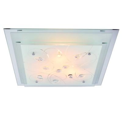 Светильник Arte lamp A4058PL-3CC SNOW WHITEКвадратные<br>Настенно-потолочные светильники – это универсальные осветительные варианты, которые подходят для вертикального и горизонтального монтажа. В интернет-магазине «Светодом» Вы можете приобрести подобные модели по выгодной стоимости. В нашем каталоге представлены как бюджетные варианты, так и эксклюзивные изделия от производителей, которые уже давно заслужили доверие дизайнеров и простых покупателей.  Настенно-потолочный светильник ARTELamp A4058PL-3CC станет прекрасным дополнением к основному освещению. Благодаря качественному исполнению и применению современных технологий при производстве эта модель будет радовать Вас своим привлекательным внешним видом долгое время. Приобрести настенно-потолочный светильник ARTELamp A4058PL-3CC можно, находясь в любой точке России.<br><br>S освещ. до, м2: 9<br>Тип лампы: Накаливания / энергосбережения / светодиодная<br>Тип цоколя: E27<br>Цвет арматуры: серебристый<br>Количество ламп: 3<br>Размеры: H9xW42xL42<br>MAX мощность ламп, Вт: 60