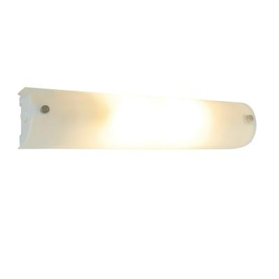 A4101AP-2WH Arte lamp СветильникДлинные<br><br><br>Тип цоколя: E14<br>Количество ламп: 2<br>MAX мощность ламп, Вт: 40W<br>Диаметр, мм мм: 70<br>Размеры: 35x9x4<br>Длина, мм: 345<br>Высота, мм: 70<br>Цвет арматуры: БЕЛЫЙ<br>Общая мощность, Вт: 40W