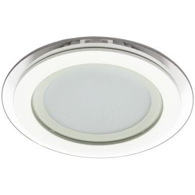 Светильник Arte lamp A4106PL-1WH RaggioКруглые LED<br>Встраиваемые светильники – популярное осветительное оборудование, которое можно использовать в качестве основного источника или в дополнение к люстре. Они позволяют создать нужную атмосферу атмосферу и привнести в интерьер уют и комфорт. <br> Интернет-магазин «Светодом» предлагает стильный встраиваемый светильник ARTE Lamp A4106PL-1WH. Данная модель достаточно универсальна, поэтому подойдет практически под любой интерьер. Перед покупкой не забудьте ознакомиться с техническими параметрами, чтобы узнать тип цоколя, площадь освещения и другие важные характеристики. <br> Приобрести встраиваемый светильник ARTE Lamp A4106PL-1WH в нашем онлайн-магазине Вы можете либо с помощью «Корзины», либо по контактным номерам. Мы развозим заказы по Москве, Екатеринбургу и остальным российским городам.<br><br>Тип лампы: LED<br>MAX мощность ламп, Вт: 6<br>Диаметр, мм мм: 97<br>Диаметр врезного отверстия, мм: 75