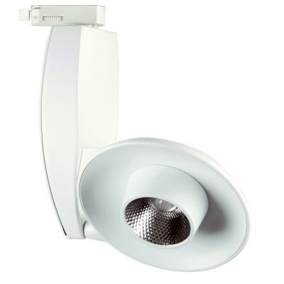 Светильник потолочный Arte lamp A4235PL-1WH TRACK LIGHTSСветильники для трека<br><br><br>Цвет арматуры: белый<br>Количество ламп: 35<br>Размеры: H26,7xW17,1xL10