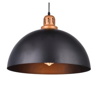 A4249SP-1BK Arte lamp СветильникОдиночные<br><br><br>Крепление: Планка<br>Тип лампы: Накаливания / энергосбережения / светодиодная<br>Тип цоколя: E27<br>Количество ламп: 1<br>MAX мощность ламп, Вт: 60W<br>Диаметр, мм мм: 400<br>Длина цепи/провода, мм: 1000<br>Размеры: D400<br>Длина, мм: 400<br>Высота, мм: 270<br>Цвет арматуры: ЧЕРНЫЙ<br>Общая мощность, Вт: 60W