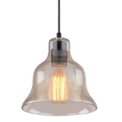 Светильник подвесной Arte lamp A4255SP-1AM Amiataодиночные подвесные светильники<br><br><br>Крепление: Планка<br>Тип цоколя: E27<br>Цвет арматуры: ЯНТАРНЫЙ<br>Количество ламп: 1<br>Диаметр, мм мм: 200<br>Размеры: D200*190<br>Длина цепи/провода, мм: 1000<br>Длина, мм: 200<br>Высота, мм: 190<br>MAX мощность ламп, Вт: 40W<br>Общая мощность, Вт: 40W