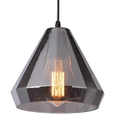 A4281SP-1SM Arte lamp СветильникОдиночные<br><br><br>Крепление: Планка<br>Тип цоколя: E27<br>Цвет арматуры: ДЫМЧАТЫЙ<br>Количество ламп: 1<br>Диаметр, мм мм: 220<br>Длина цепи/провода, мм: 1000<br>Размеры: D220*H170<br>Длина, мм: 220<br>Высота, мм: 170<br>MAX мощность ламп, Вт: 40W<br>Общая мощность, Вт: 40W