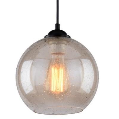 Светильник подвесной Arte lamp A4285SP-1AM Splendidoодиночные подвесные светильники<br><br><br>Крепление: Планка<br>Тип цоколя: E27<br>Цвет арматуры: ЯНТАРНЫЙ<br>Количество ламп: 1<br>Диаметр, мм мм: 200<br>Размеры: D200*170<br>Длина цепи/провода, мм: 1000<br>Длина, мм: 200<br>Высота, мм: 170<br>MAX мощность ламп, Вт: 40W<br>Общая мощность, Вт: 40W