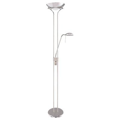 Торшер Artelamp A4329PN-2CC DUETTOХай-тек<br><br><br>Тип товара: Торшер<br>Тип лампы: галогенная/LED<br>Тип цоколя: R7S/G9<br>Количество ламп: 2<br>MAX мощность ламп, Вт: 230/33<br>Диаметр, мм мм: 300<br>Высота, мм: 1830<br>Цвет арматуры: серебристый