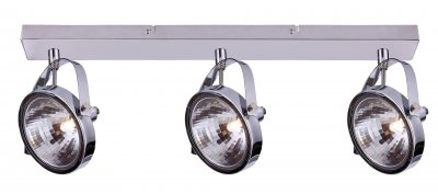 Светильник потолочный Arte lamp A4506PL-3CC ALIENOТройные<br>Светильники-споты – это оригинальные изделия с современным дизайном. Они позволяют не ограничивать свою фантазию при выборе освещения для интерьера. Такие модели обеспечивают достаточно качественный свет. Благодаря компактным размерам Вы можете использовать несколько спотов для одного помещения.  Интернет-магазин «Светодом» предлагает необычный светильник-спот ARTE Lamp A4506PL-3CC по привлекательной цене. Эта модель станет отличным дополнением к люстре, выполненной в том же стиле. Перед оформлением заказа изучите характеристики изделия.  Купить светильник-спот ARTE Lamp A4506PL-3CC в нашем онлайн-магазине Вы можете либо с помощью формы на сайте, либо по указанным выше телефонам. Обратите внимание, что у нас склады не только в Москве и Екатеринбурге, но и других городах России.<br><br>Тип цоколя: G9<br>Количество ламп: 3<br>MAX мощность ламп, Вт: 33<br>Размеры: H16xW12xL60<br>Цвет арматуры: серебристый