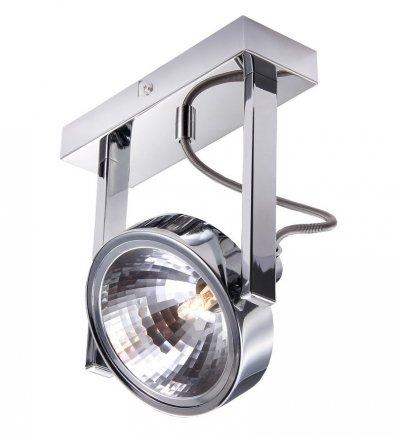 Светильник настенный бра Arte lamp A4507AP-1CC FACCIAОдиночные<br>Светильники-споты – это оригинальные изделия с современным дизайном. Они позволяют не ограничивать свою фантазию при выборе освещения для интерьера. Такие модели обеспечивают достаточно качественный свет. Благодаря компактным размерам Вы можете использовать несколько спотов для одного помещения.  Интернет-магазин «Светодом» предлагает необычный светильник-спот ARTE Lamp A4507AP-1CC по привлекательной цене. Эта модель станет отличным дополнением к люстре, выполненной в том же стиле. Перед оформлением заказа изучите характеристики изделия.  Купить светильник-спот ARTE Lamp A4507AP-1CC в нашем онлайн-магазине Вы можете либо с помощью формы на сайте, либо по указанным выше телефонам. Обратите внимание, что у нас склады не только в Москве и Екатеринбурге, но и других городах России.<br><br>S освещ. до, м2: 2<br>Тип цоколя: G9<br>Цвет арматуры: серебристый<br>Количество ламп: 1<br>Размеры: H12xW18xL15<br>MAX мощность ламп, Вт: 33