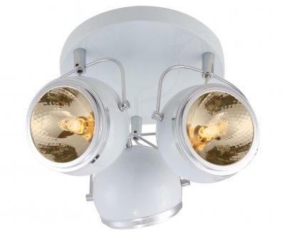 Светильник потолочный Arte lamp A4508PL-3WH ORBITERТройные<br>Светильники-споты – это оригинальные изделия с современным дизайном. Они позволяют не ограничивать свою фантазию при выборе освещения для интерьера. Такие модели обеспечивают достаточно качественный свет. Благодаря компактным размерам Вы можете использовать несколько спотов для одного помещения. <br>Интернет-магазин «Светодом» предлагает необычный светильник-спот ARTE Lamp A4508PL-3WH по привлекательной цене. Эта модель станет отличным дополнением к люстре, выполненной в том же стиле. Перед оформлением заказа изучите характеристики изделия. <br>Купить светильник-спот ARTE Lamp A4508PL-3WH в нашем онлайн-магазине Вы можете либо с помощью формы на сайте, либо по указанным выше телефонам. Обратите внимание, что у нас склады не только в Москве и Екатеринбурге, но и других городах России.<br><br>S освещ. до, м2: 5<br>Тип цоколя: G9<br>Цвет арматуры: белый<br>Размеры: H17xW27xL27<br>MAX мощность ламп, Вт: 33